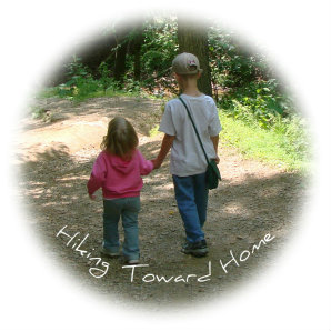 Hiking Toward Home logo